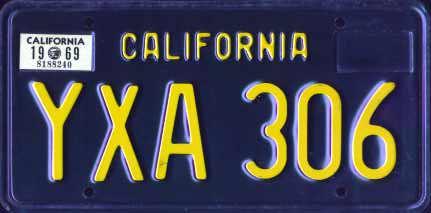 CA 69 #YXA 306